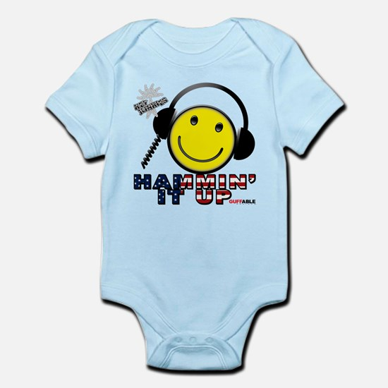 Guffable Designs Amatuer Radi Infant Bodysuit