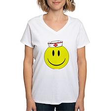 Registered Nurse Happy Face Shirt