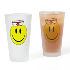 RN Happy Face ©ABEZ 2006 Drinking Glass