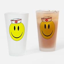 RN Happy Face ©ABEZ 2006 Drinking Glass