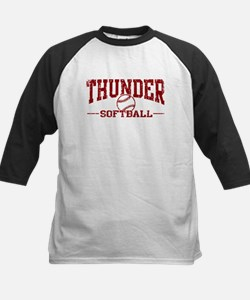 Thunder Softball Kids Baseball Jersey