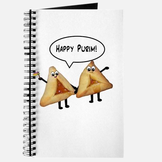 Happy Purim Hamantaschen Journal