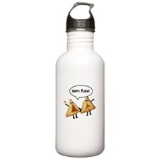 Happy Purim Hamantaschen Water Bottle