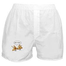 Happy Purim Hamantaschen Boxer Shorts