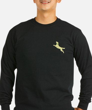 Yellow Dock Jumping Dog T