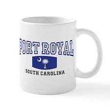 Port Royal South Carolina, Palmetto State Flag Mug