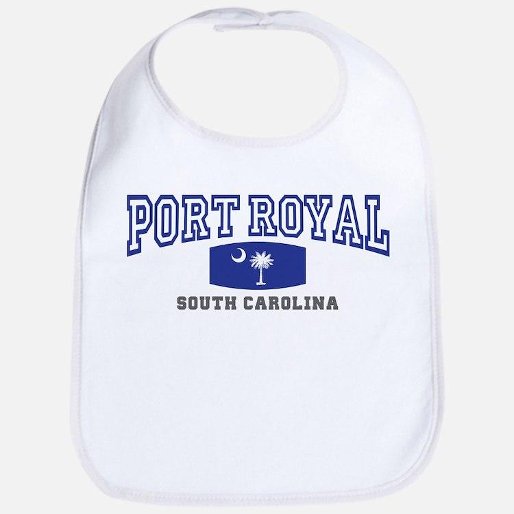 Port Royal South Carolina, Palmetto State Flag Bib