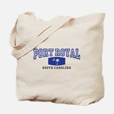 Port Royal South Carolina, Palmetto State Flag Tot