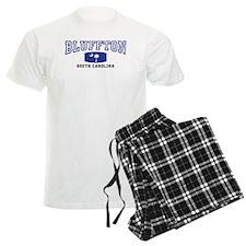 Bluffton South Carolina, Palmetto State Flag pajamas