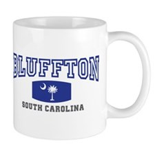 Bluffton South Carolina, Palmetto State Flag Mug