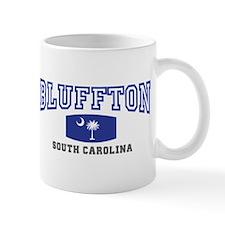 Bluffton South Carolina, Palmetto State Flag Mug