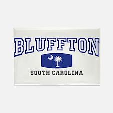 Bluffton South Carolina, Palmetto State Flag Recta