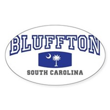 Bluffton South Carolina, Palmetto State Flag Stick