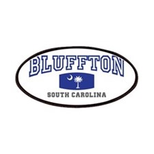 Bluffton South Carolina, Palmetto State Flag Patch