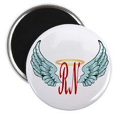 "Nurse Angel 2.25"" Magnet (10 pack)"