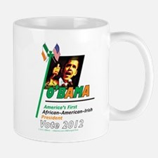 O'Bama Af-Am-Ire Mug