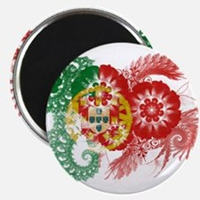 "Portugal Flag 2.25"" Magnet (10 pack)"