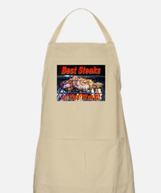 Best Steaks In The World BBQ Apron