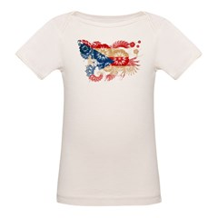 Puerto Rico Flag Tee