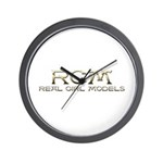 RGM-Real Girl Models Custom Wall Clock