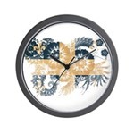 Quebec Flag Wall Clock