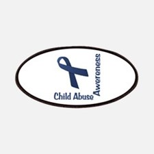 Child Abuse Awareness Patches