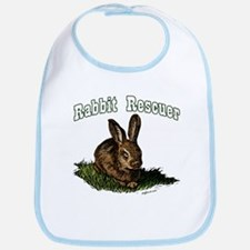 Rabbit Rescuer Bib