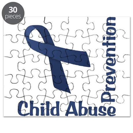 Child Abuse Prevention Puzzle