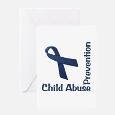 Child Abuse Prevention Greeting Card
