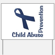 Child Abuse Prevention Yard Sign
