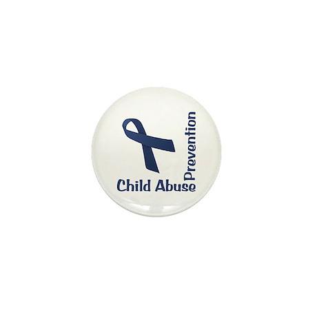 Child Abuse Prevention Mini Button (10 pack)
