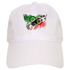 Saint Kitts Nevis Flag Cap