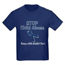 Stop Child Abuse It Hurts T