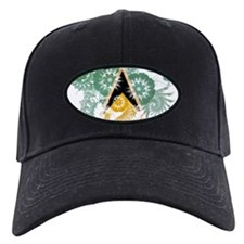 Saint Lucia Flag Baseball Hat