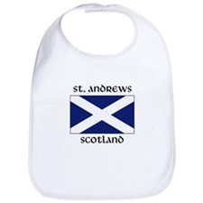 Funny Golf scotland Bib