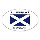 St. andrews golf Single