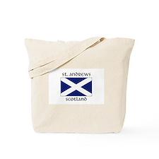 Funny Golf scotland Tote Bag