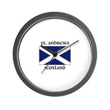 Unique Edinburgh Wall Clock