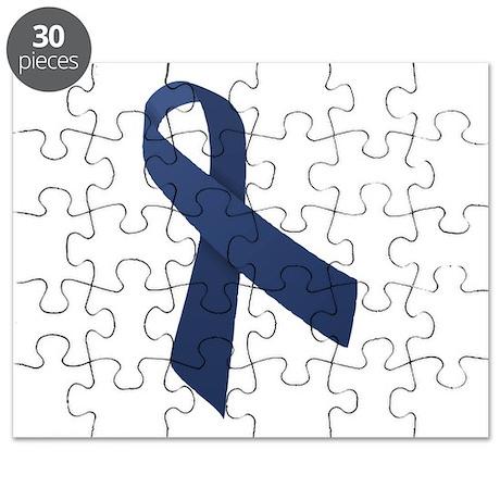 Blue Ribbon Puzzle
