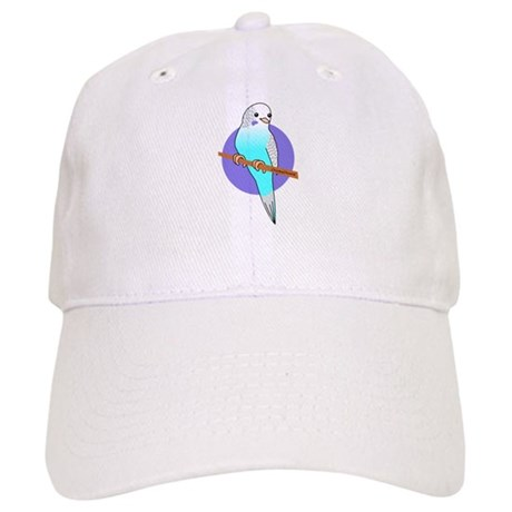 Blue Budgie Cap