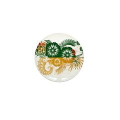Saskatchewan Flag Mini Button