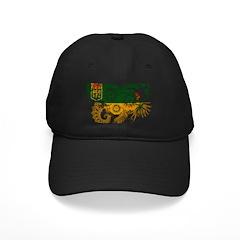 Saskatchewan Flag Baseball Hat
