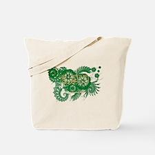 Saudi Arabia Flag Tote Bag
