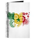 Senegal Flag Journal