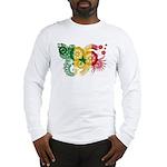Senegal Flag Long Sleeve T-Shirt