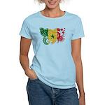 Senegal Flag Women's Light T-Shirt