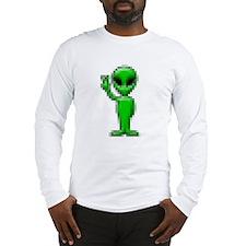 Pixel Star Long Sleeve T-Shirt