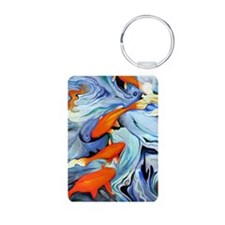 Fire Water Keychains