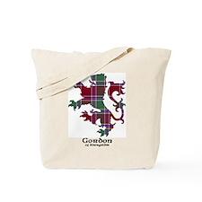 Lion - Gordon of Abergeldie Tote Bag