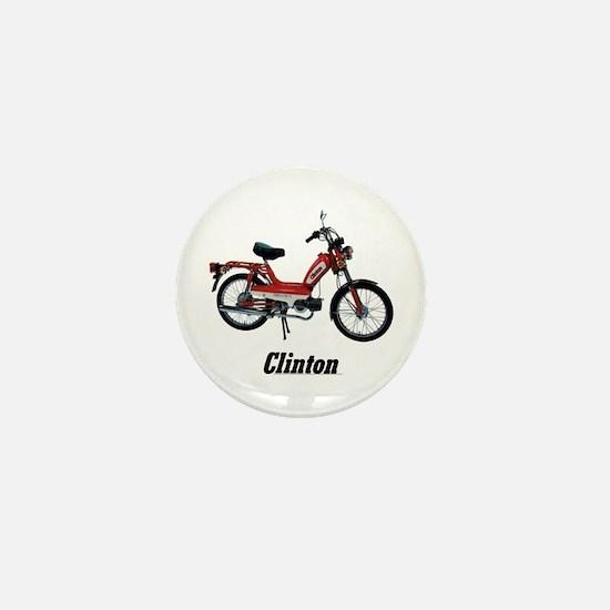 Clinton Mini Button